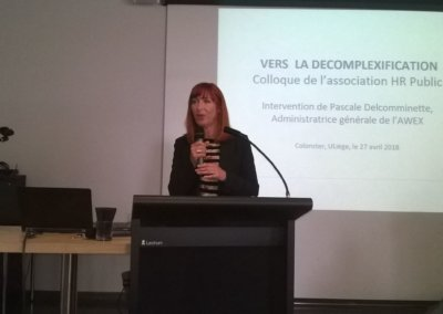 Pascale Delcominette:Awex